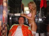 Erotikus fodrászat lengyeleknél
