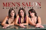 Csábító pult a Mens Salonban