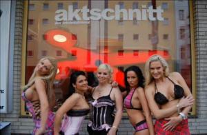 Erotikus fodrászat Berlinben